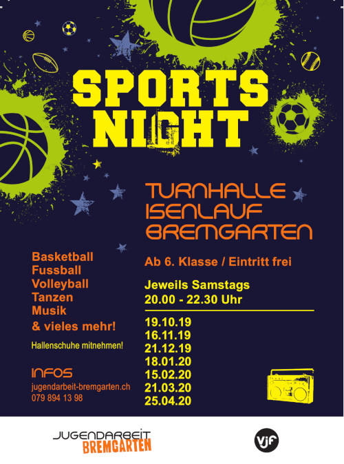 Flyer Sports Night